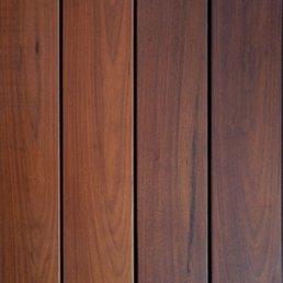 Terrazze in legno cumaru