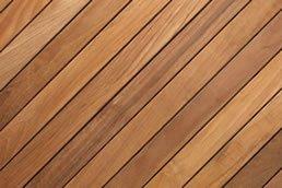 Terrazze in legno teak