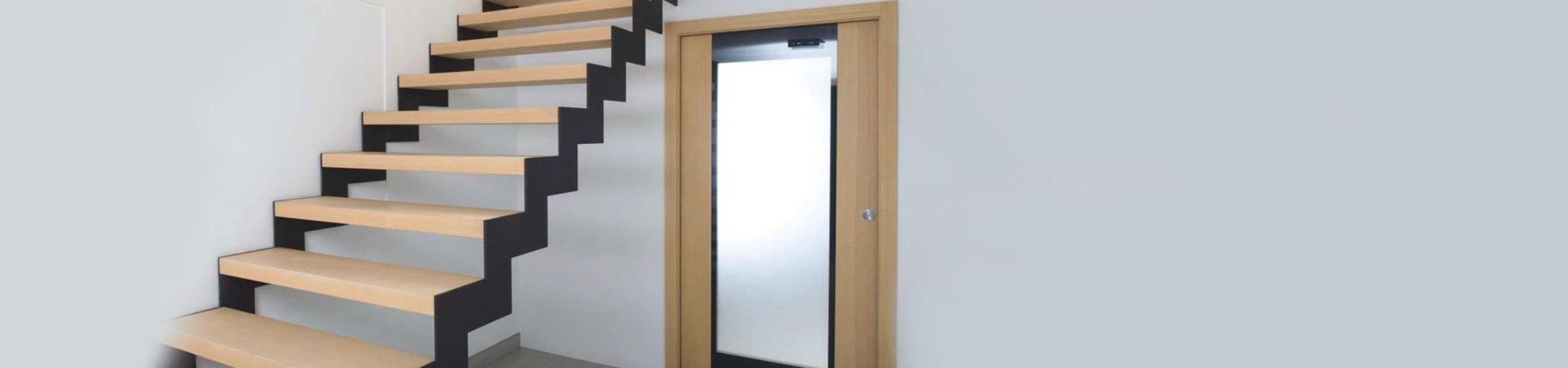 Porte interne glass line