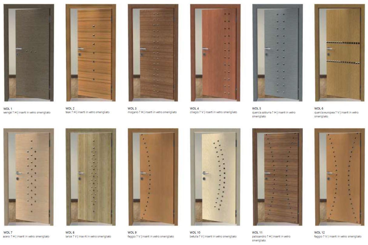 Wood Deco line