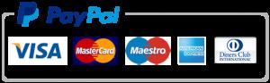 Pagamento possibile con Paypal