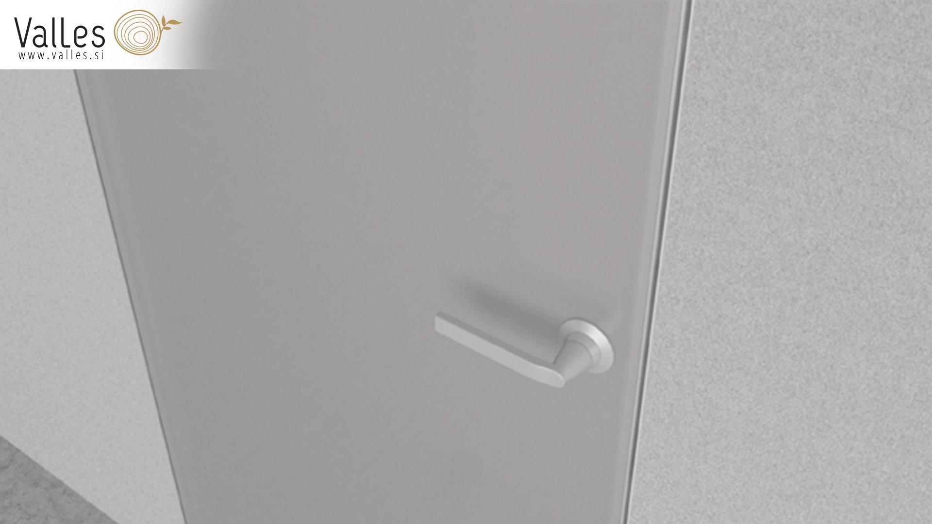 Montaggio Porta Filo Muro Cartongesso porta a filo muro